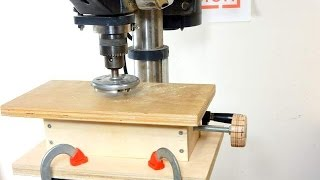 getlinkyoutube.com-Thickness Planer Drill Press
