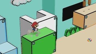 getlinkyoutube.com-Paper Mario Color Splash - Gameplay Walkthrough Part 41