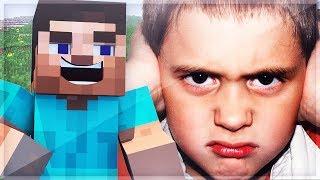 getlinkyoutube.com-Trolling a 7 Year Old in Minecraft
