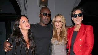 It's A Crew: Kris Jenner Dines with Kyle Richards, Faye Resnick, and Corey Gamble