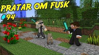 PRATAR OM FUSK & DÖDAR KANINER | MINECRAFT Lets Play | #94