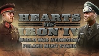 "getlinkyoutube.com-HoI IV - ""World War Wednesday"" - Poland Single Player"