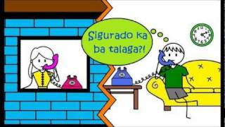 TELEPONO - Parokya Ni Edgar [animation]