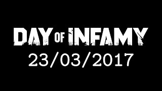 Day of Infamy - Launch Date Reveal