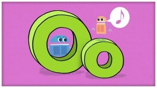 "ABC Song: The Letter O, ""Only O"" by StoryBots"