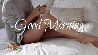 getlinkyoutube.com-FALL MORNING ROUTINE - GRWM 2015 | Grace Bruce