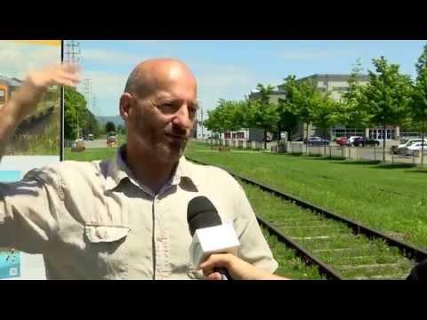 La Côte-de-Beaupré accueille le train léger de Charlevoix