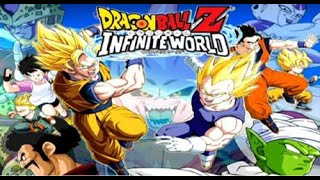 getlinkyoutube.com-DRAGON BALL Z IFINITE WORLD - PS2 ( 1P SNAKE WAY GAMEPLAY  )