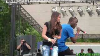 Charice - KFEST 2010 New York (Pyramid feat. Iyaz) width=