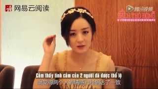 """getlinkyoutube.com-[Vietsub]Triệu Lệ Dĩnh trả lời câu hỏi tại họp báo """"Mười Năm Của Chúng Ta"""""""