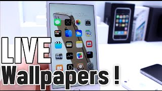 getlinkyoutube.com-How to install Animated Live Wallpapers on iPhone Home Screen Jailbreak