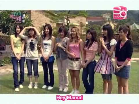 MTV SNSD EP 1 - Sooyoung Part 1