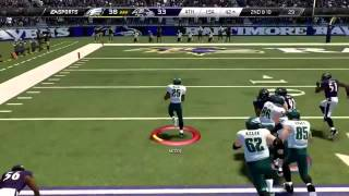 getlinkyoutube.com-Madden 25 - Madden Moments - Jukes, Spins, Jumps, You name it!!!