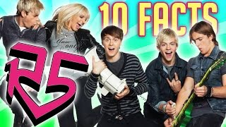 R5 - 10 Things to Know About Ross Lynch and his Family Band