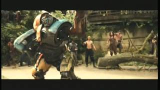 getlinkyoutube.com-real steel movie Atom vs Metro