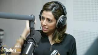 getlinkyoutube.com-Rajaa Belmir & Omar Belmir  @ MEDINA FM      رجاء بلمير & عمر بلمير