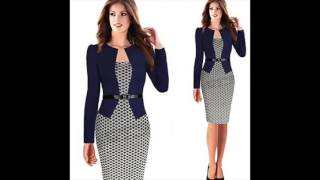 getlinkyoutube.com-Moda y ropa para mujeres de 40 años en adelante
