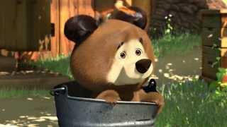 getlinkyoutube.com-Маша и Медведь - Трудно быть маленьким (Мишка маленький)