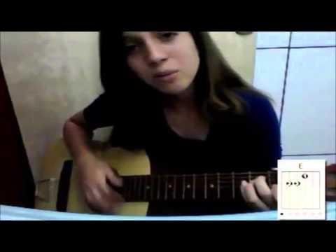 Como tocar mc daleste em teu olhar no violão.
