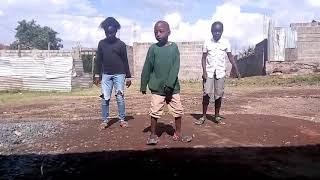 GHETTO KIDS ( KENYA ) - Odi Dance Challenge width=