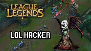 getlinkyoutube.com-League of legends Blade of the Ruined King HACK !