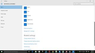 Как настроить Wi-Fi на ноутбуке Windows 10