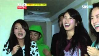 런닝맨 249회(수지,유빈)#2