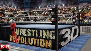 getlinkyoutube.com-Wrestling Revolution 3D (By MDickie) - iOS - iPhone/iPad/iPod Touch Gameplay