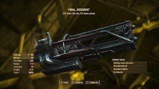 getlinkyoutube.com-Fallout 4 - BEST WEAPON FINAL JUDGEMENT ( How To Get The Final Judgement Fallout 4 Location )