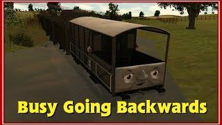 getlinkyoutube.com-Busy Going Backwards (Trainz Remake)