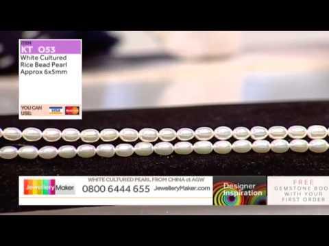 Learn How to Micro Macramé & Make Micro Macramé Jewellery [Tutorial]: Jewellery Maker DI 10/08/14