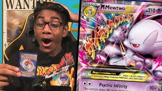getlinkyoutube.com-MEWTWO STRIKES BACK!! - Pokémon BREAKTHROUGH Booster Box Opening!