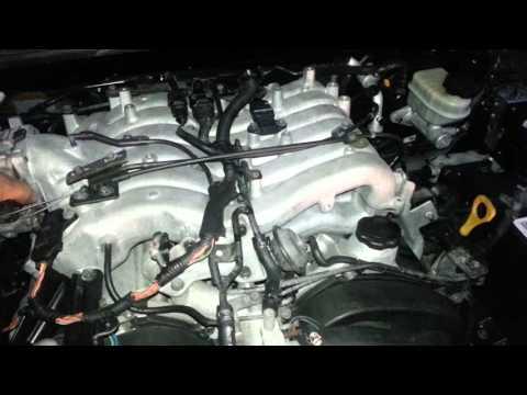 2004 Kia Sorento 3.5 knocking noise