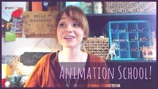 getlinkyoutube.com-Animation School - My Portfolio, Why I Went, and My First Semesters!