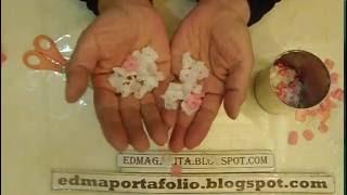 getlinkyoutube.com-Tutorial: Bonsai Sakura- Reciclando Botellas de plastico  01