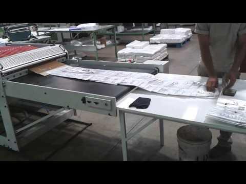PLASTMAQ CS800 SACOS VALVULADOS (extrumela , desbobinador periferico ,mesa empilhadeira