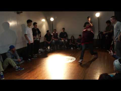 Johnny & Piranha vs Zeb & Maiki  @ Battle Fever Mixed Style Edition (Tie Break 2_Breakin')