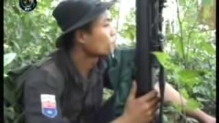 getlinkyoutube.com-DKBA KNU and SPDC still fighting 13032011DVB maungtoo 1