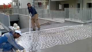 getlinkyoutube.com-GaMa Costruzioni  Pavimenti stampati Pavidur.mp4