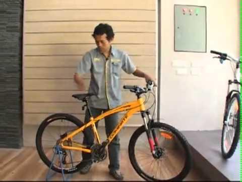 Tips Setting Roda Sepeda MTB