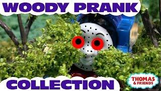 "Thomas and friends ""Woody Prank"" Thomas The Tank Engine"
