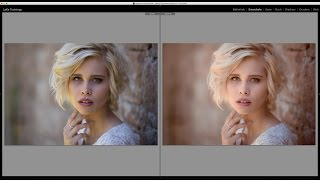 getlinkyoutube.com-LaKe Lightroom Tutorials - Retusche - Romantisches Beauty Bild