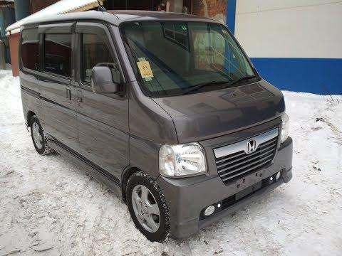 Honda Vamos (Хонда Вамос), 2014 (4WD) - передан заказчику в Омске. Без пробега по РФ.