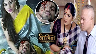 getlinkyoutube.com-Ritik To Be Killed By Yamini & Ankush After Getting The Naagmani | Naagin