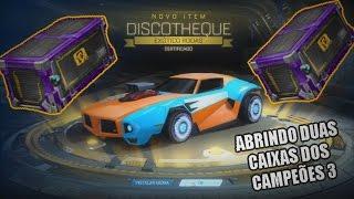 getlinkyoutube.com-Abrindo Duas Caixas Dos Campeões 3 (Champions Crate 3 / Opening)