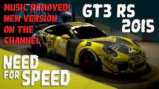 getlinkyoutube.com-Need for Speed 2015 [PS4] - Porsche GT3 RS Rockstar Customization