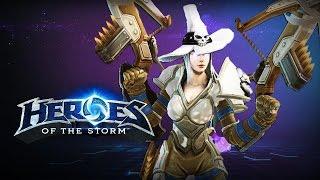 getlinkyoutube.com-♥ Heroes of the Storm (Gameplay) - Valla, Multi-Shot W/ Speed (HoTs Quick Match)