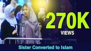 getlinkyoutube.com-ISLAMIC VIDEOS : Very Emotional - Sister Converted to Islam  - Yusuf Estes
