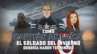 getlinkyoutube.com-Como El Capitán América y el Soldado del Invierno Debería Haber Terminado