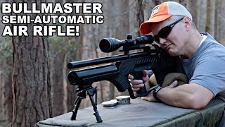 BullMaster Semi-Auto Air Rifle! HatsanUSA